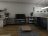 Interiér bytu – Praha – Stodůlky 03